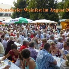 Titel Weinfest