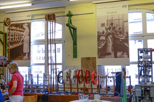 Bandwirkermuseum 25.jubiläum