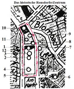 0b Stadtplanausschnitt
