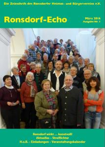 2016.01 Ronsdorf Echo