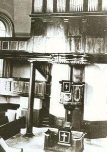 1846 Orgel Lutherisch Kirche