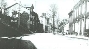 1850 Hütte mit Brauerei Zeitz