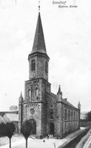 1850 Reformierte Kirche