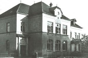 1855 Rektoratsschule Scheidtstraße