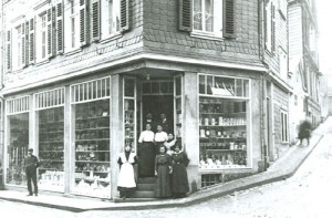 1870 Geschäftshaus von Hagen