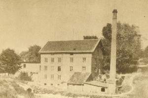 1870 alte Stadtmühle