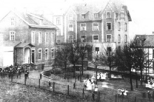 1870 evgl. Schule Laaken