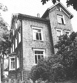 1890 Villa Carnap