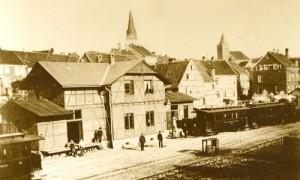 1891 Stadt-Ronsdorfer bahnhof