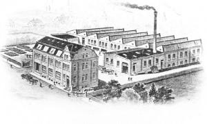 1909 Firma Bocklenberg nach Ronsdorf