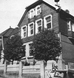 1913 Eröffnung Schule Blombacher Bach