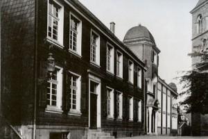 1916 Eröffnung Luth. Gemeindehaus