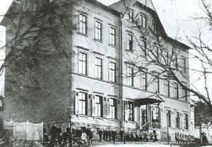 1919 Eröffnung Kinderheim Schenkstr.