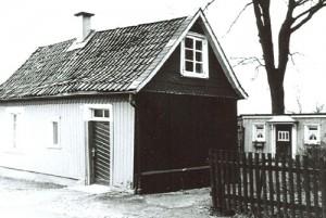 1921 Die Hütte der Naturfreunde