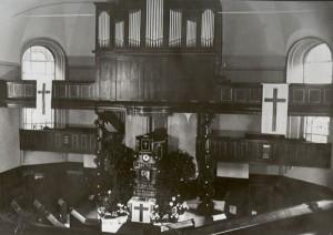 1931 Umbau Luth. Kirche