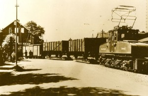 1932 Reichbahnwagons Stadtbahnhof