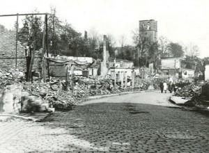 1943 Das zerstörte Ronsdorf
