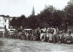 1948 Ehrendienst Rondorf Wiederaufbau