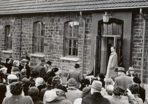 1954 neuer Kindergarten Bandwirkerstr.