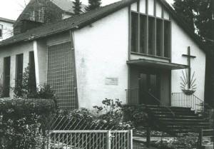 1964 Kirche Neuapostolische Gemeinde