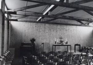 1965 Einweihung Kirche Schenkstraße