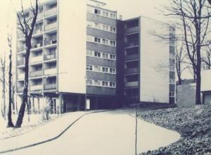 1970 Hochhäuser Reinshagensiedlung