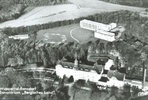 1975 Neue Gebäude Lungenheistätte