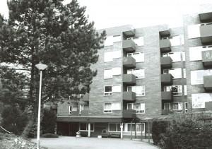 1976 Eröffnung Diakonie Schenkstraße