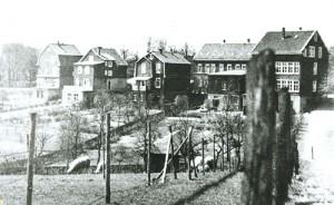 1987 Gelände Kleingartenanlage
