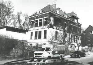 1998 Abriss kath. Volksschule Lilienstr.