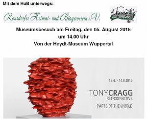 2016.08.05 Tony Cragg